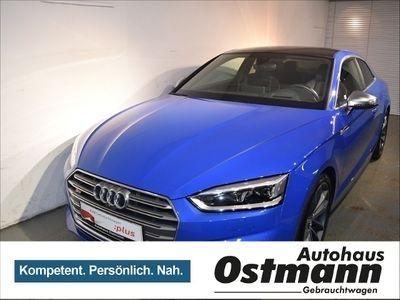 gebraucht Audi S5 Cabriolet Coupe 3.0 TFSI quattro Pano*LED*Navi