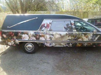 gebraucht Buick Roadmaster Bestattungs-/Leiche - Flower u. Power