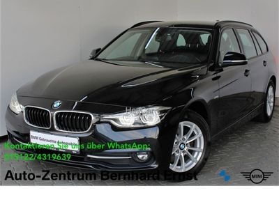 gebraucht BMW 318 d Sport Line Business