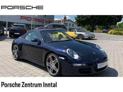 gebraucht Porsche 911 Carrera 4S Cabriolet 997 (911) |Sportabgas|