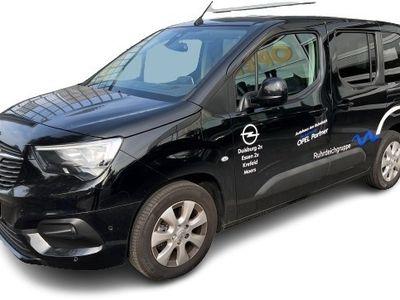 gebraucht Opel Combo ComboLife E Elegance 1.2 Turbo EU6d Keyless HUD Parklenkass. Rόckfahrkam. Fernlichtass.