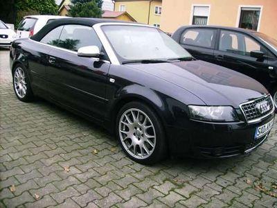 gebraucht Audi A4 Cabriolet A4 S4