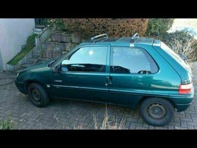 gebraucht Citroën Saxo als Kleinwagen in Zell am Harmersbach
