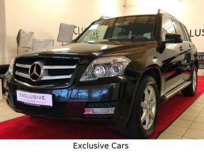 gebraucht Mercedes GLK350 CDI 4-Matic AUTOM NAVI XEN AUTO KLIMA