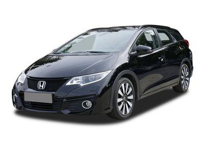 gebraucht Honda Civic TOURER ABS ESP SERVO Wegfahrsperre