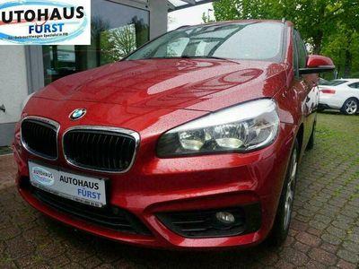 gebraucht BMW 220 d GT Aut. Navi 7 Sitze 17 Zoll Alu