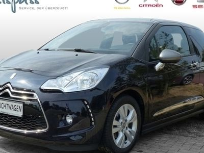 gebraucht Citroën DS3 SoChic NAVI MF.LENKRAD KLIMAAUTO SHZ TEMPO PDC