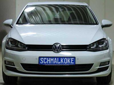 gebraucht VW Golf VII 1.2 TSI BMT Allstar Xenon Navi