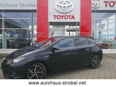 gebraucht Toyota Auris Hybrid Edition-S+ NAVI SHZ SAFETY SENSE