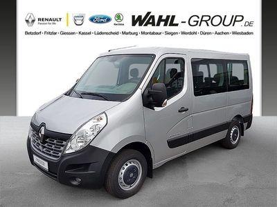 gebraucht Renault Master Kombi L1H1 3,0t Energy, 9 Sitzer, Einparkhilfe hin