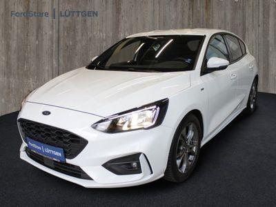 gebraucht Ford Focus 1.0 EcoBoost EU6d-T ST-Line+WINTERPAKET+NAVI+WLAN+TEMPOMAT
