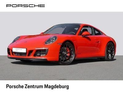 gebraucht Porsche 911 Carrera 4 GTS 991 (911)Coupe KAMERA*BOSE*DAB*GLASDACH