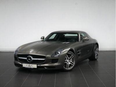 gebraucht Mercedes SLS AMG Coupe / Deut / 1er Zust /