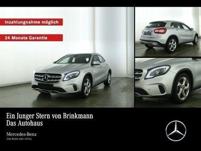 gebraucht Mercedes GLA200 SUV URBAN/LED/PANO/NAVI Navi/Panorama/BC