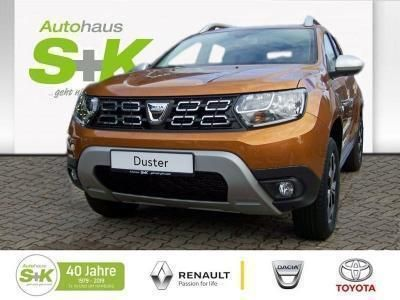 gebraucht Dacia Duster DUSTERAnniversary TCe 130 4WD*360°Kamer