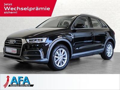 gebraucht Audi Q3 Design 1,4 TFSI S tronic Navi+,PanoD,LED,Wechsel/Umweltprämie
