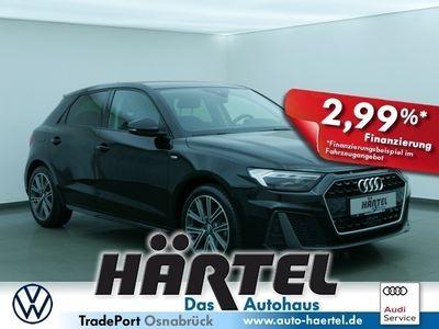 gebraucht Audi A1 Sportback S-Line 30 TFSI S tronic (Navi Automat