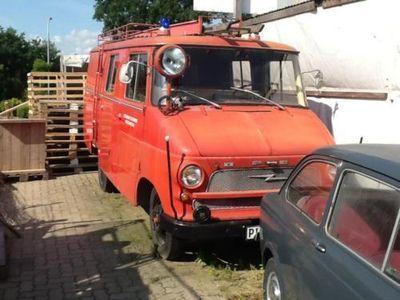 gebraucht Opel Blitz