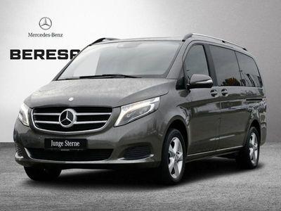 gebraucht Mercedes V250 CDI lang Spur-P.