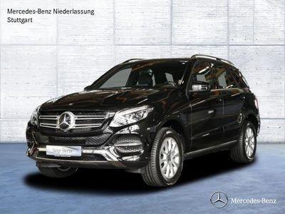 gebraucht Mercedes GLE250 d 4M 18 Zoll DISTRONIC ILS LED Navi PTS