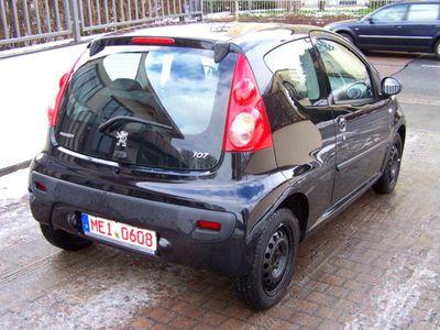 gebraucht Peugeot 107 107Filou Klima CD Scheckheft Euro 4 TÜV 2018