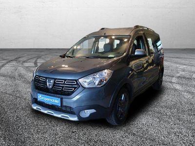 gebraucht Dacia Dokker Comfort TCe 100, Ersatzrad, Klima, Neb...
