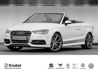 "gebraucht Audi S3 Cabriolet 2.0 TFSI qu. ACC LED B&O magnetic ride 19"""