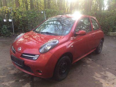 gebraucht Nissan Micra 1.5 dCi acenta sport Euro 4*Klima*