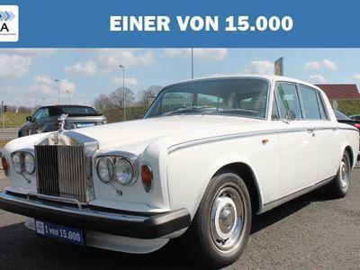 gebraucht Rolls Royce Silver Shadow II mit neuer H Abnahme nur 20000 Meilen