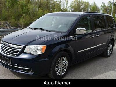 gebraucht Chrysler Grand Voyager Limited