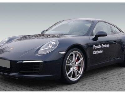 gebraucht Porsche 911 Carrera S 991 Naturleder Sportabgasanlage