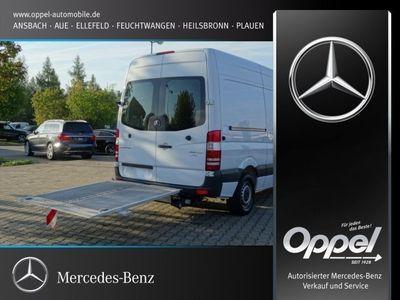 używany Mercedes Sprinter 316 CDI Ka Hochdach Klima+Trennwand+... BC