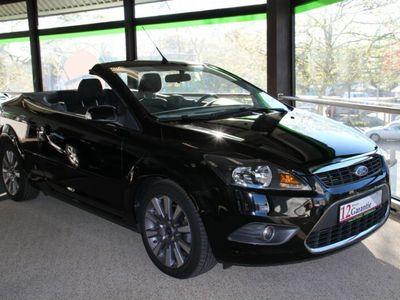 gebraucht Ford Focus Cabriolet Black Magic 2.0i/Klima/Sitzheiz/PDC