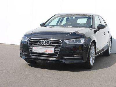 gebraucht Audi A3 Sportback 1.4 TFSI Navi Tempo Klima Xenon 17