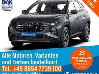 gebraucht Hyundai Tucson Comfort (D4) 1.6 T-GDI 180 MHEV 4x4 DCT