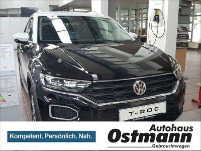 gebraucht VW T-Roc Style 1.5 l TSI 110 kW (150 PS) *STYLE*LED*