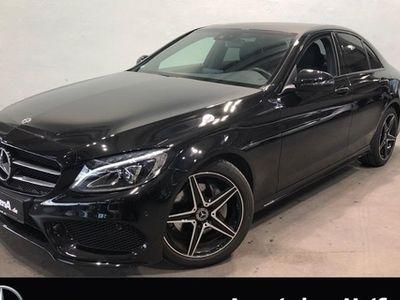 gebraucht Mercedes C180 AMG **Kamera/Spur/Sitzheizung/Navi/Night