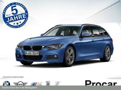gebraucht BMW 320 d Touring Sport-Aut. M Sportpaket Navi Prof.