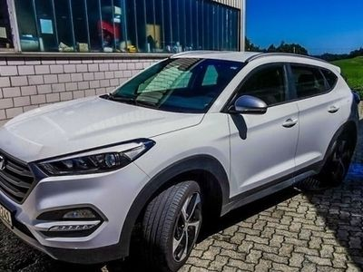gebraucht Hyundai Tucson 1.6 Turbo 2WD Advantage im Kundenauftrag