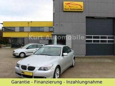gebraucht BMW 545 Baureihe 5 Lim. 545i/Navi/Klima/Automatik/Xenon