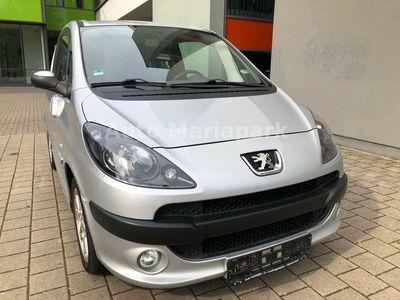 gebraucht Peugeot 1007 Premium*TÜV*Klima*Scheckheftgepflegt*