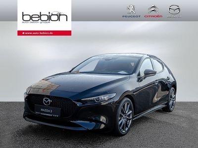 gebraucht Mazda 3 SKYACTIVE-X 2.0 HYBRID Drive Selection AT6