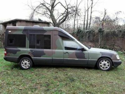 gebraucht Mercedes 230 W124 Krankenwagen Camper Transporter Kombi