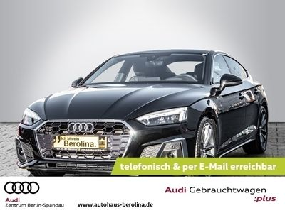 gebraucht Audi A5 Sportback S line 40 TFSI 190 PS S tronic Facelift