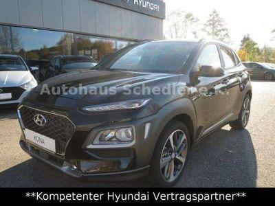 gebraucht Hyundai Kona Style 1.0T-GDI 120PS+KAMERA+DAB+BLUETOOTH