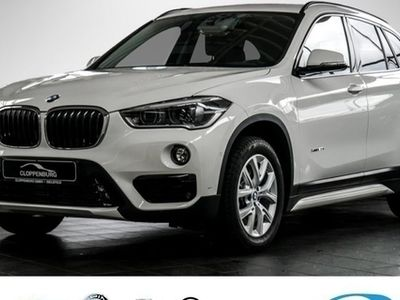 gebraucht BMW X1 xDrive20i Sport Line HiFi LED WLAN RFK Shz