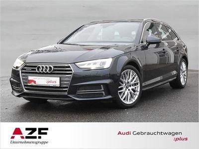 gebraucht Audi A4 Avant S line 3.0 TDI qu. tip. AHK+Panorama+B+O