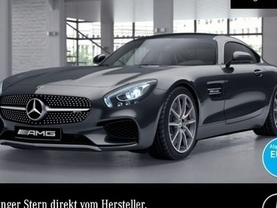 gebraucht Mercedes AMG GT S Cp. Perf-Sitze Perf-Abgas Pano COMAND