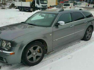 gebraucht Chrysler 300C Touring 3.0 CRD DPF Automatik als Kombi in Luckenwalde