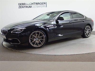 gebraucht BMW 640 i xDrive Gran Coupe LED+HUD+Stdhzg+Memory++